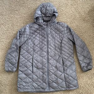 32 Degrees Down Puffer Jacket Hooded Lightweight